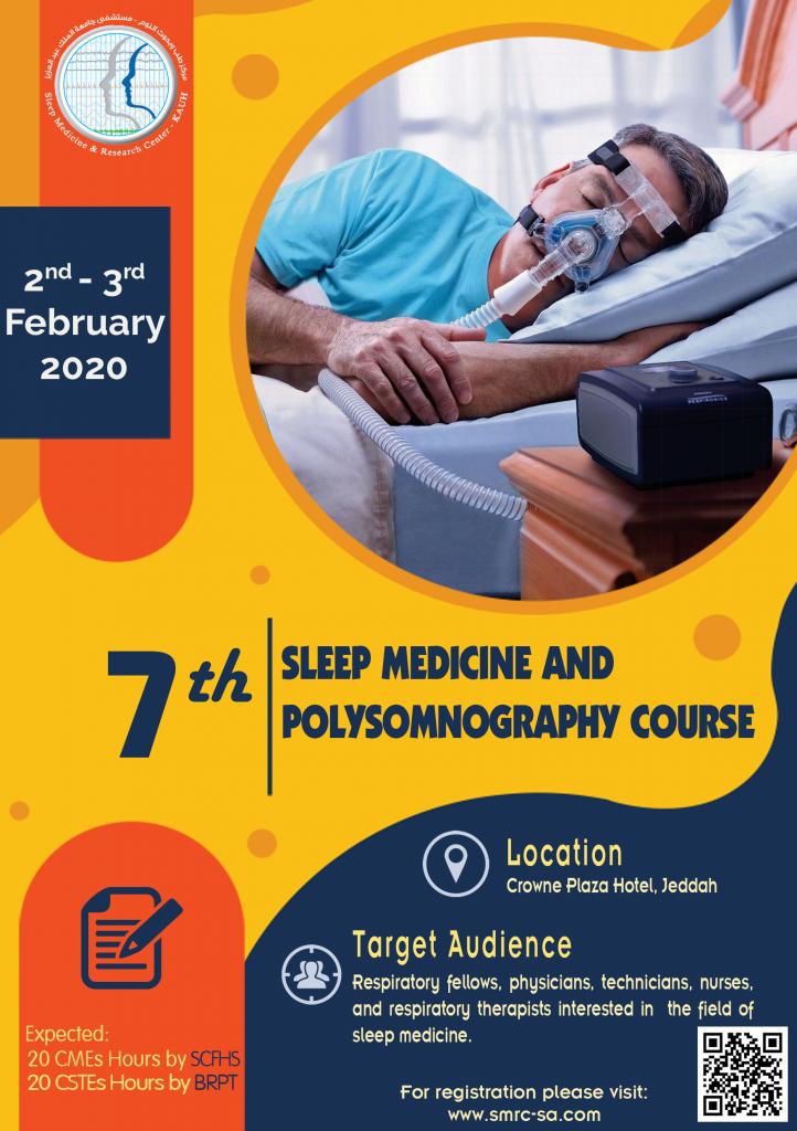 sleep and psg course